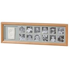 Baby Art First Year Cast Frame