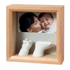 Baby Art My Baby Sculpture Honey Frame
