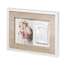 Baby Art Tiny Style Touch Single Frame Wooden