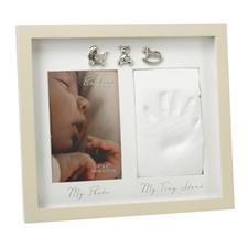 Bambino Baby Photo and Cast Frame