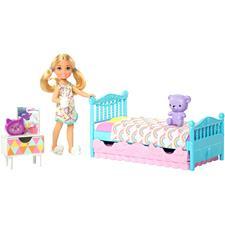 Barbie Chelsea Bedtime Playset