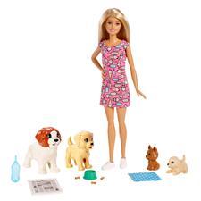 Barbie Doggie Day-Care Playset
