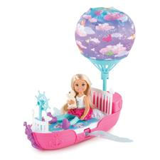 Barbie Dreamtopia Chelsea Magical Dreamboat