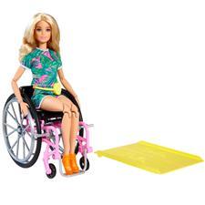 Barbie Fashionista with Wheelchair Set