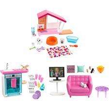 Barbie Large Indoor Accessory Set