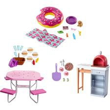 Barbie Large Outdoor Accessory Set