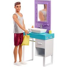 Barbie Shaving Ken Playset