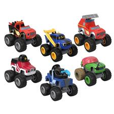 Blaze and the Monster Machines Die Cast Character Assortment