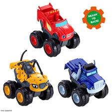 Blaze and the Monster Machines Slam & Go Assortment