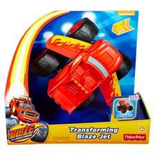Blaze and the Monster Machines Transforming Blaze Jet