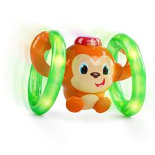 Bright Starts Learn Roll And Glow Monkey