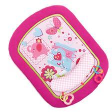 Bright Starts Pretty in Pink Savanna Prop & Play Mat