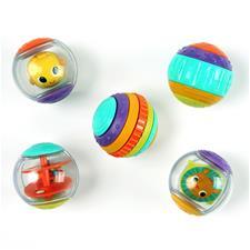 Bright Starts Shake and Spin Activity Balls