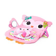 Bright Starts Tummy Time Prop and Play Owl