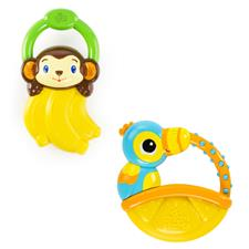 Bright Starts Vibe Teether Assortment