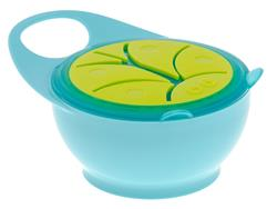Brother Max Easy Hold Snack Pot Blue Green Bowl