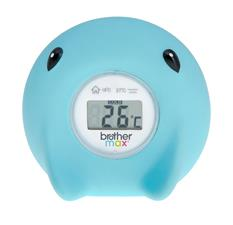 Brother Max Ray Digital Bath & Room Thermometer