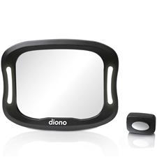 Diono Easy View XXL Black