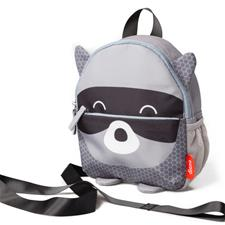 Diono Safety Reins & Backpack Raccoon