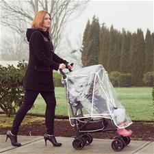 Diono Stroller Rain Cover - Clear
