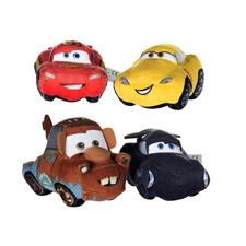 Disney Cars 3 Soft Toy Character Assortment