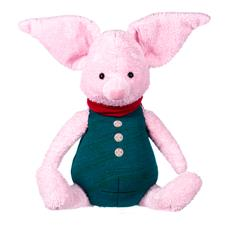 Disney Christopher Robin Movie Piglet Plush 50cm