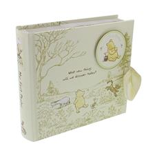Disney Classic Pooh Heritage Photo Album My First Photos