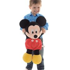 Disney Clubhouse Flopsies Soft Toy Mickey Mouse 20