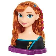 Disney Frozen Deluxe Anna Styling Head
