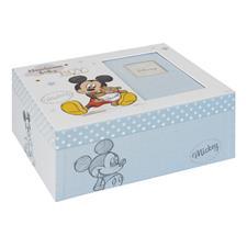Disney Magical Beginnings Keepsake Box Mickey Mouse