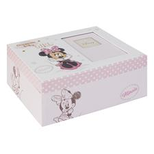Disney Magical Beginnings Keepsake Box Minnie Mouse