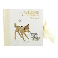 Disney Magical Beginnings Photo Album Bambi