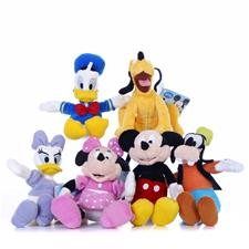 Disney Mickey Mouse Clubhouse Friends Soft Toy 8