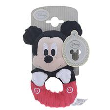 Disney Mickey Mouse Cord Ring Rattle