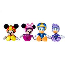 Disney Mickey Roadster Racers Soft Toy Character Assortment