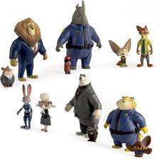 Disney Zootropolis Character Packs