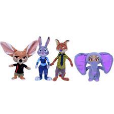 Disney Zootropolis Soft Toy 8