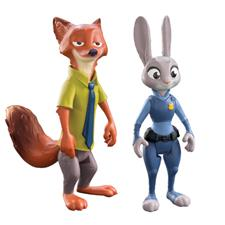 Disney Zootropolis Value Figure Assortment