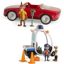 Disney Zootropolis Vehicles