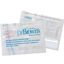 Dr Brown's Options Microwave Steriliser Bags