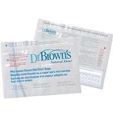 Dr Brown's Options Microwave Steriliser Bags