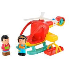 Early Learning Centre Happy Land Helicopter