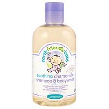 Earth Friendly Baby Organic Shampoo & Bodywash Chamomile 250ml