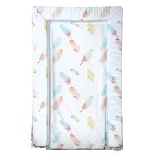 East Coast Changing Mat Feathers Coral