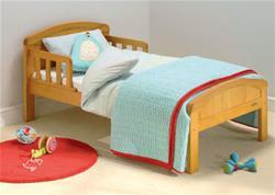 East Coast Country Junior Bed - Antique