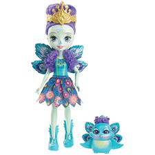 Enchantimals Peacock Doll