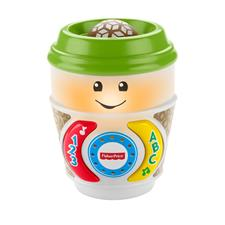 Fisher-Price Laugh & Learn On the Glow Coffee Cup