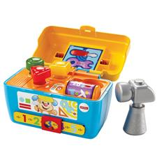 Fisher-Price Laugh & Learn Smart Stages Toolbox