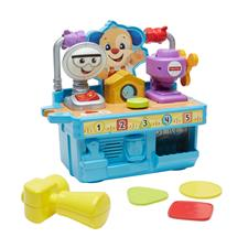 Fisher-Price Laugh and Learn Smart Stages Tool Bench
