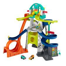 Fisher-Price Little People Wheelies Launch & Loop Playset